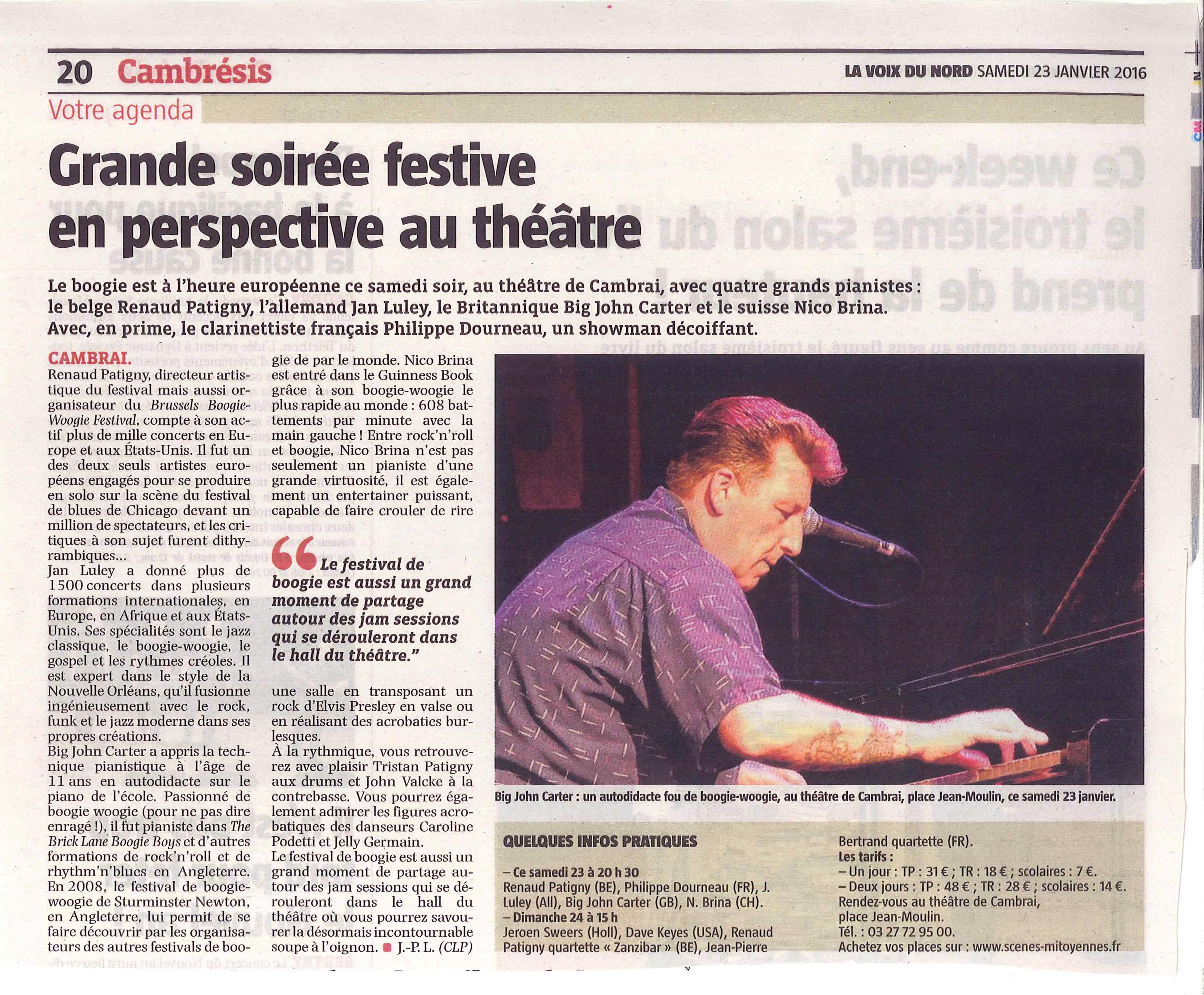 Cambrai Festival 2016